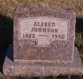 JOHNSON, ALFRED - Moody County, South Dakota   ALFRED JOHNSON - South Dakota Gravestone Photos