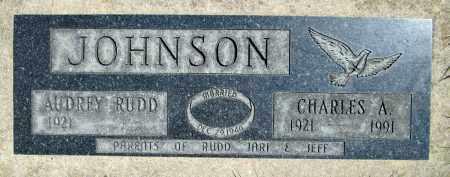 JOHNSON, CHARLES ARLEN - Moody County, South Dakota   CHARLES ARLEN JOHNSON - South Dakota Gravestone Photos