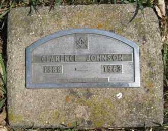 JOHNSON, CLARENCE - Moody County, South Dakota | CLARENCE JOHNSON - South Dakota Gravestone Photos