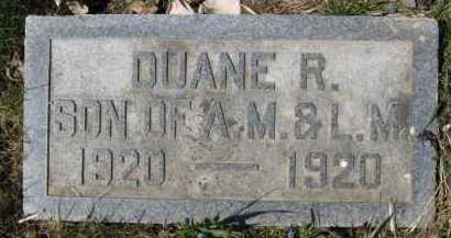 JOHNSON, DUANE R - Moody County, South Dakota | DUANE R JOHNSON - South Dakota Gravestone Photos
