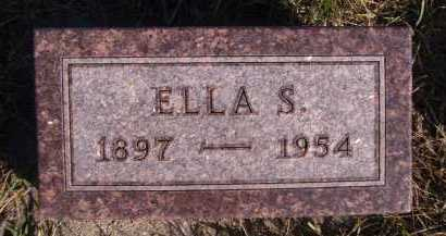JOHNSON, ELLA S - Moody County, South Dakota | ELLA S JOHNSON - South Dakota Gravestone Photos