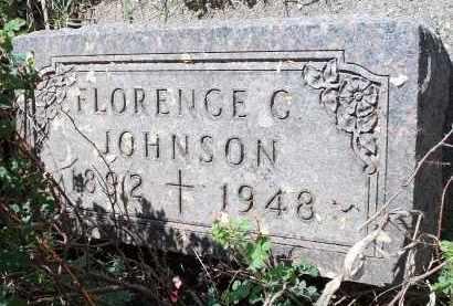 JOHNSON, FLORENCE CECELIA - Moody County, South Dakota   FLORENCE CECELIA JOHNSON - South Dakota Gravestone Photos