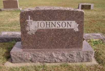 JOHNSON, FAMILY - Moody County, South Dakota | FAMILY JOHNSON - South Dakota Gravestone Photos