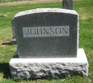 JOHNSON, FAMILY - Moody County, South Dakota   FAMILY JOHNSON - South Dakota Gravestone Photos