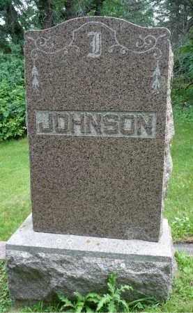 JOHNSON, FAMILY MARKER - Moody County, South Dakota | FAMILY MARKER JOHNSON - South Dakota Gravestone Photos