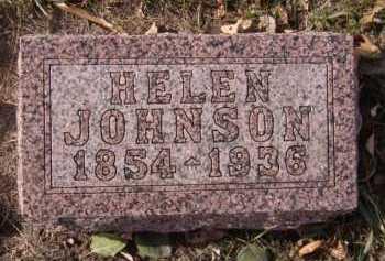 JOHNSON, HELEN - Moody County, South Dakota | HELEN JOHNSON - South Dakota Gravestone Photos