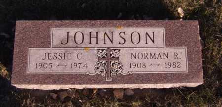 JOHNSON, NORMAN R - Moody County, South Dakota | NORMAN R JOHNSON - South Dakota Gravestone Photos