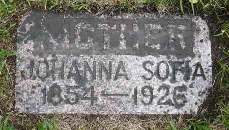 JOHNSON, JOHANNA SOFIA - Moody County, South Dakota | JOHANNA SOFIA JOHNSON - South Dakota Gravestone Photos