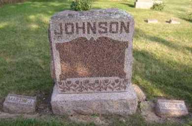 JOHNSON, GEORGE R - Moody County, South Dakota | GEORGE R JOHNSON - South Dakota Gravestone Photos