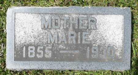 JOHNSON, MARIE - Moody County, South Dakota | MARIE JOHNSON - South Dakota Gravestone Photos