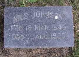 JOHNSON, NILS - Moody County, South Dakota | NILS JOHNSON - South Dakota Gravestone Photos