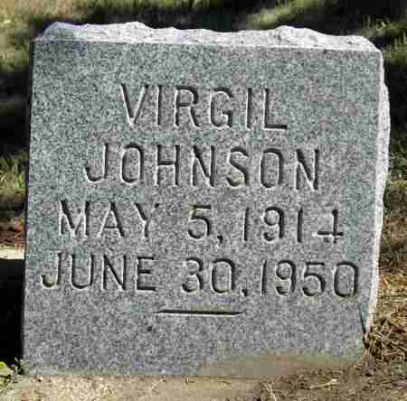 JOHNSON, VIRGIL - Moody County, South Dakota | VIRGIL JOHNSON - South Dakota Gravestone Photos
