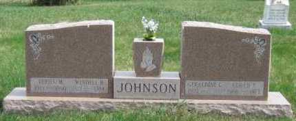 JOHNSON, VERDA M - Moody County, South Dakota | VERDA M JOHNSON - South Dakota Gravestone Photos