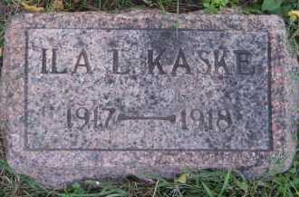 KASKE, ILA L - Moody County, South Dakota | ILA L KASKE - South Dakota Gravestone Photos