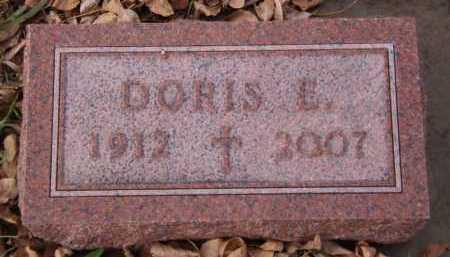 KRAMER, DORIS E - Moody County, South Dakota   DORIS E KRAMER - South Dakota Gravestone Photos