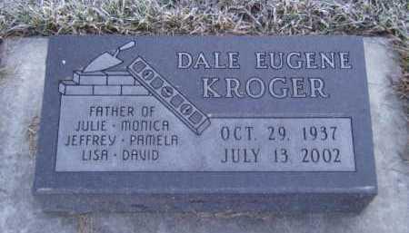 KROGER, DALE EUGENE - Moody County, South Dakota | DALE EUGENE KROGER - South Dakota Gravestone Photos