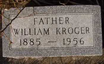 KROGER, WILLIAM - Moody County, South Dakota   WILLIAM KROGER - South Dakota Gravestone Photos