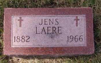 LAERE, JENS - Moody County, South Dakota | JENS LAERE - South Dakota Gravestone Photos
