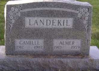 LANDEKIL, ALMER - Moody County, South Dakota   ALMER LANDEKIL - South Dakota Gravestone Photos