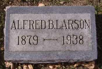 LARSON, ALFRED B - Moody County, South Dakota | ALFRED B LARSON - South Dakota Gravestone Photos