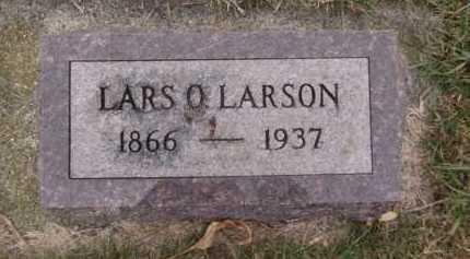 LARSON, LARS O - Moody County, South Dakota | LARS O LARSON - South Dakota Gravestone Photos