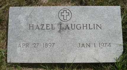 LAUGHLIN, HAZEL - Moody County, South Dakota | HAZEL LAUGHLIN - South Dakota Gravestone Photos
