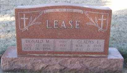 LEASE, BABY BOY - Moody County, South Dakota | BABY BOY LEASE - South Dakota Gravestone Photos