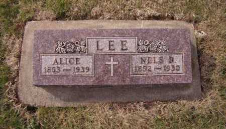 LEE, ALICE - Moody County, South Dakota | ALICE LEE - South Dakota Gravestone Photos