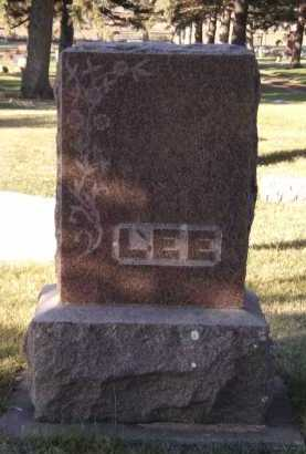 LEE, FAMILY - Moody County, South Dakota | FAMILY LEE - South Dakota Gravestone Photos