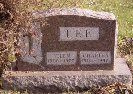 LEE, CHARLES - Moody County, South Dakota | CHARLES LEE - South Dakota Gravestone Photos