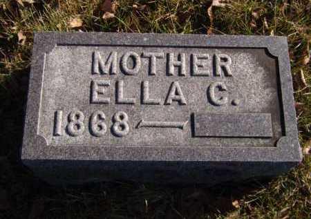 LEWIS, ELLA C. - Moody County, South Dakota | ELLA C. LEWIS - South Dakota Gravestone Photos