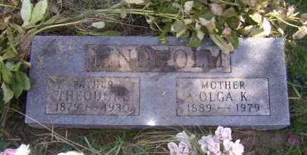 LINDHOLM, THEODORE - Moody County, South Dakota | THEODORE LINDHOLM - South Dakota Gravestone Photos