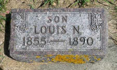 LOISEAU, LOUIS N - Moody County, South Dakota | LOUIS N LOISEAU - South Dakota Gravestone Photos