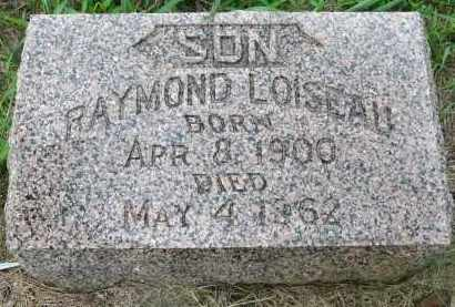 LOISEAU, RAYMOND - Moody County, South Dakota | RAYMOND LOISEAU - South Dakota Gravestone Photos