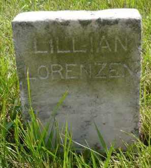 LORENZEN, LILLIAN - Moody County, South Dakota | LILLIAN LORENZEN - South Dakota Gravestone Photos