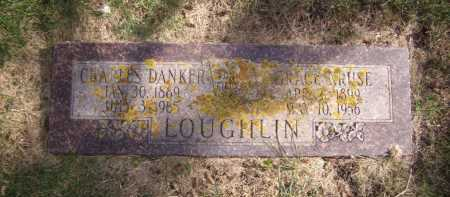 LOUGHLIN, CHARLES DANKER - Moody County, South Dakota | CHARLES DANKER LOUGHLIN - South Dakota Gravestone Photos