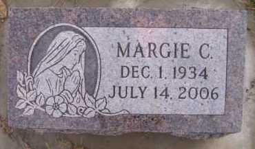 LUTGEN, MARGIE C - Moody County, South Dakota | MARGIE C LUTGEN - South Dakota Gravestone Photos