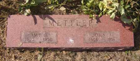 METTLER, JOHN A - Moody County, South Dakota | JOHN A METTLER - South Dakota Gravestone Photos