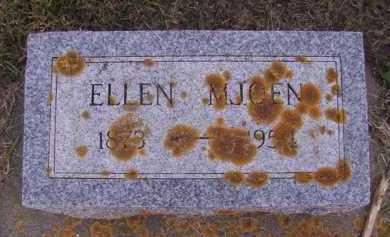 MJOEN, ELLEN - Moody County, South Dakota | ELLEN MJOEN - South Dakota Gravestone Photos