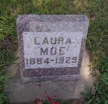 MOE, LAURA - Moody County, South Dakota   LAURA MOE - South Dakota Gravestone Photos
