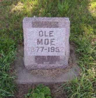 MOE, OLE - Moody County, South Dakota | OLE MOE - South Dakota Gravestone Photos