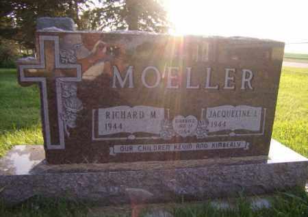 MOELLER, JACUELINE L - Moody County, South Dakota | JACUELINE L MOELLER - South Dakota Gravestone Photos