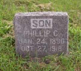 MOLSKNESS, PHILLIP C - Moody County, South Dakota   PHILLIP C MOLSKNESS - South Dakota Gravestone Photos