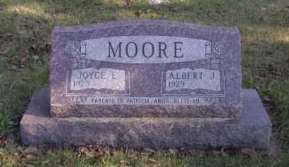MOORE, ALBERT J - Moody County, South Dakota | ALBERT J MOORE - South Dakota Gravestone Photos