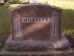MUELLER, CARL J F - Moody County, South Dakota | CARL J F MUELLER - South Dakota Gravestone Photos