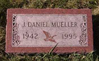 MUELLER, J DANIEL - Moody County, South Dakota | J DANIEL MUELLER - South Dakota Gravestone Photos