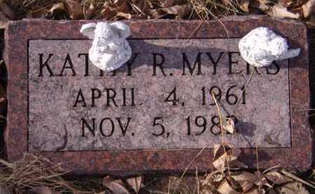 MYERS, KATHY R - Moody County, South Dakota | KATHY R MYERS - South Dakota Gravestone Photos