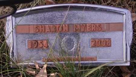 MYERS, SHARON - Moody County, South Dakota | SHARON MYERS - South Dakota Gravestone Photos