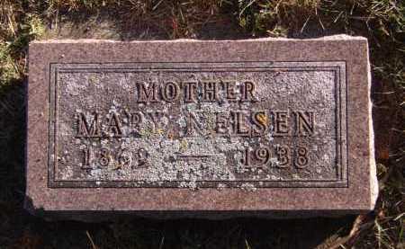 NELSEN, MARY - Moody County, South Dakota | MARY NELSEN - South Dakota Gravestone Photos