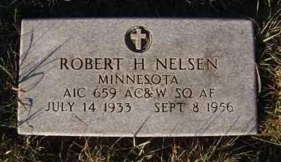 NELSEN, ROBERT H - Moody County, South Dakota | ROBERT H NELSEN - South Dakota Gravestone Photos